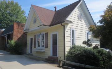 231 West Main Street Historic Building, Downtown Elkin